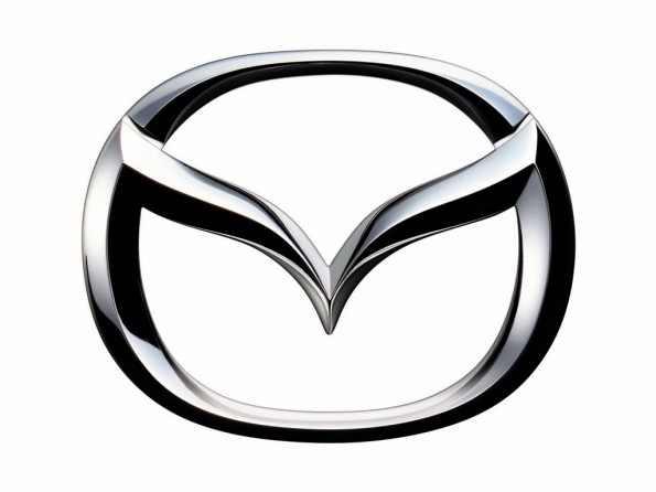 mazda logo wallpaper. Mazda fällt einem beim