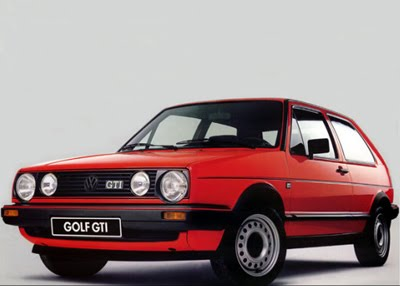 Golf Typ 19 GTI Youngtimer