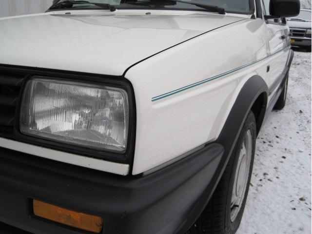 Jetta Youngtimer Front