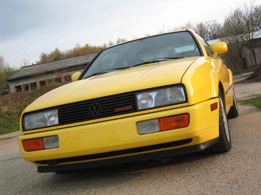 Youngtimer VW Corrado