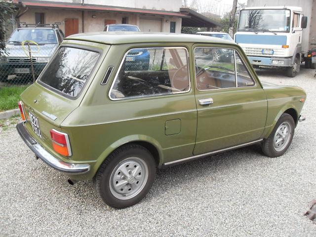 Lancia A112 Autobianchi Youngtimer
