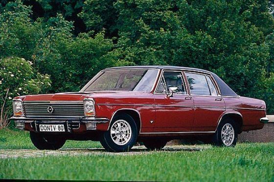 Opel Youngtimer - dekorativ