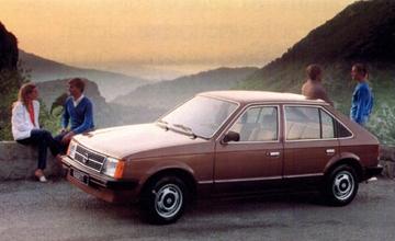 Opel Youngtimer Kadett