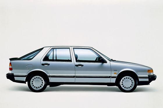 Saab 9000 Youngtimer