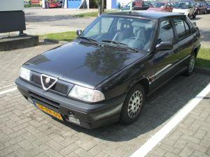 Alfa 33 - ein echter Youngtimer geworden